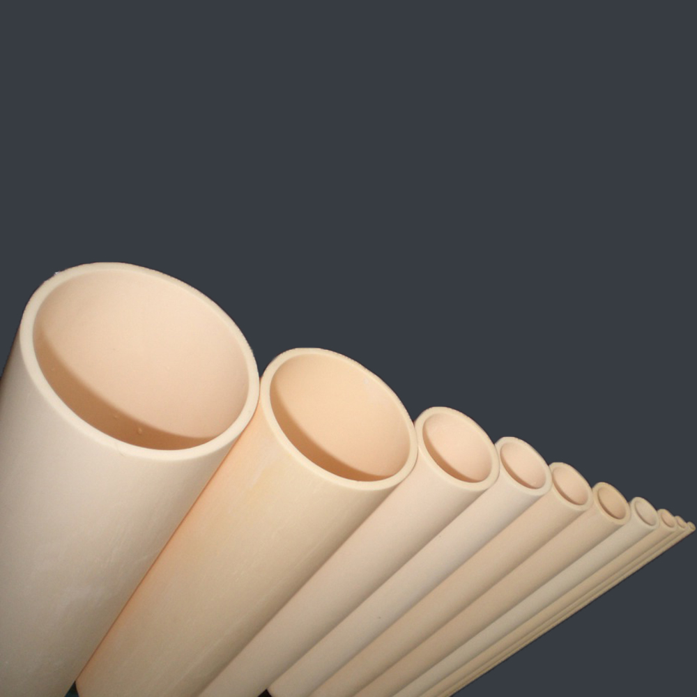 Vhandy Alumina Corundum Ceramic Tube Pipes