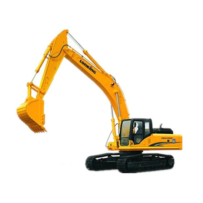 Factory Direct Sale 35 Ton Crawler Hydrualic Digger