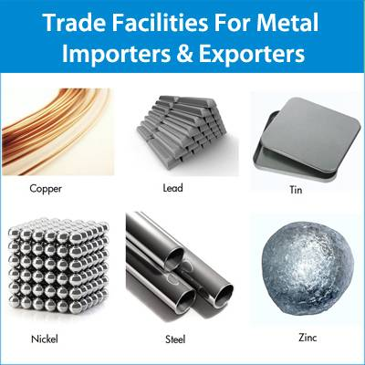 Trade Finance Facilities for Metals Importers & Exporters