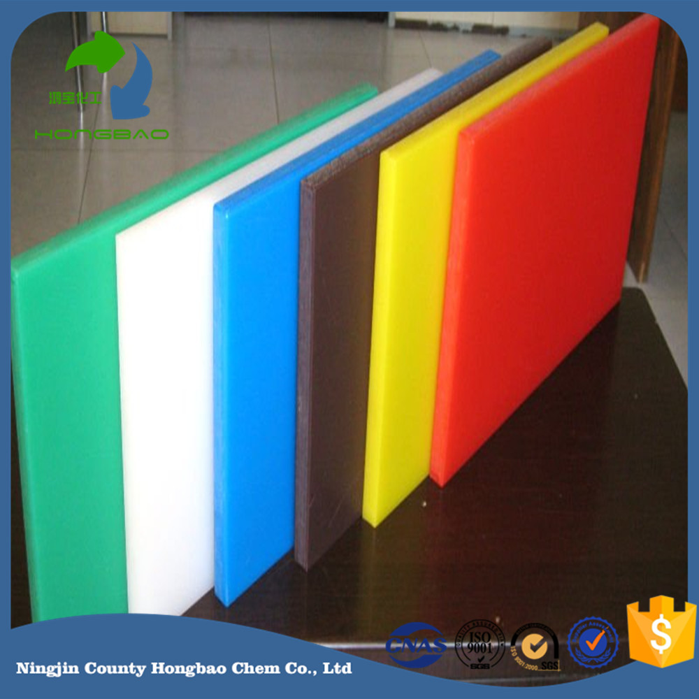 pe plastic sheet for engineering project