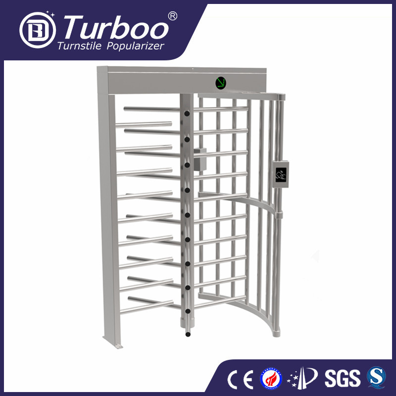Turboo G538:full height turnstile gate