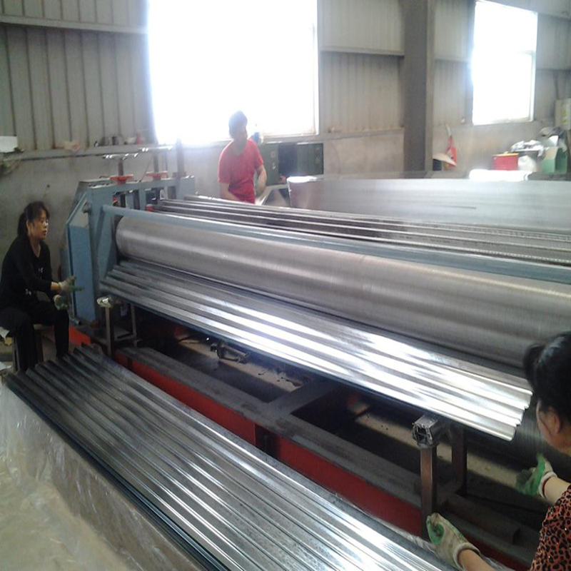 High Quality Competitive Price Waved Glazed Gi Roofing Sheet
