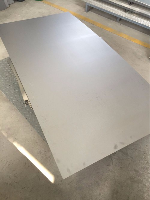 Pure titanium sheet from factory
