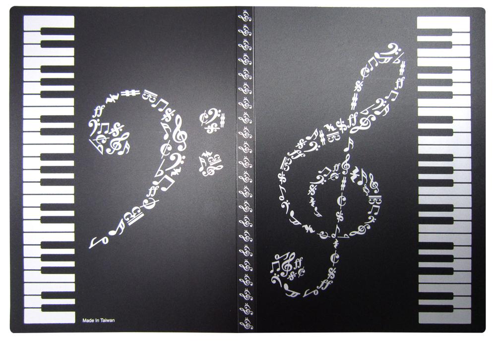 CF20-L A3/A4 Display Book