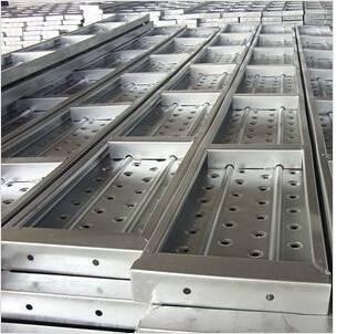 Korea steel scaffolding plank metal board