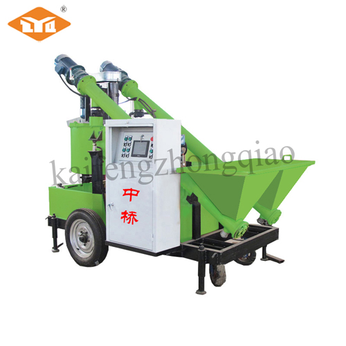 Automatic Prestressed Concrete Grouting Equipment for Construction View larger image Automatic Pres