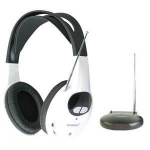 wireless FM Headphone