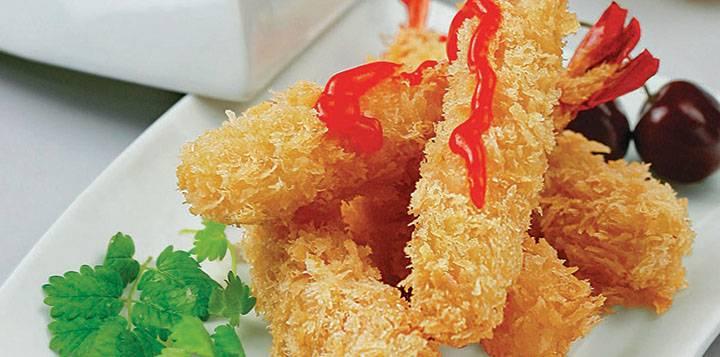 Breaded PTO Shrimp