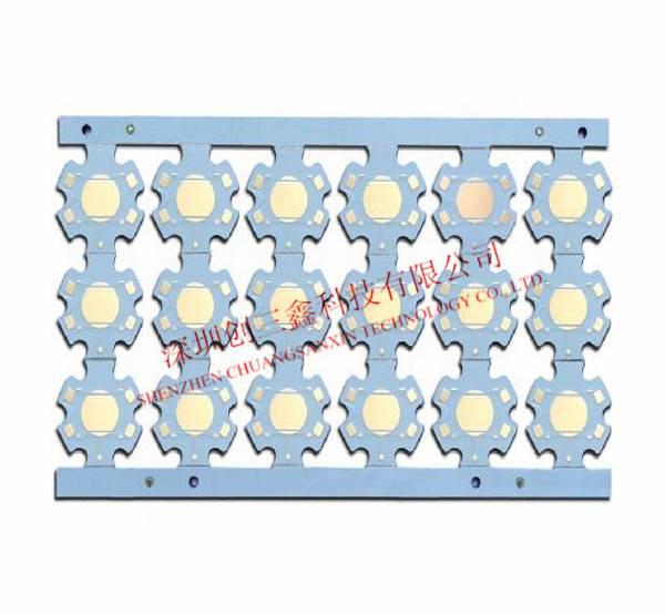 COB flat Aluminium base PCB