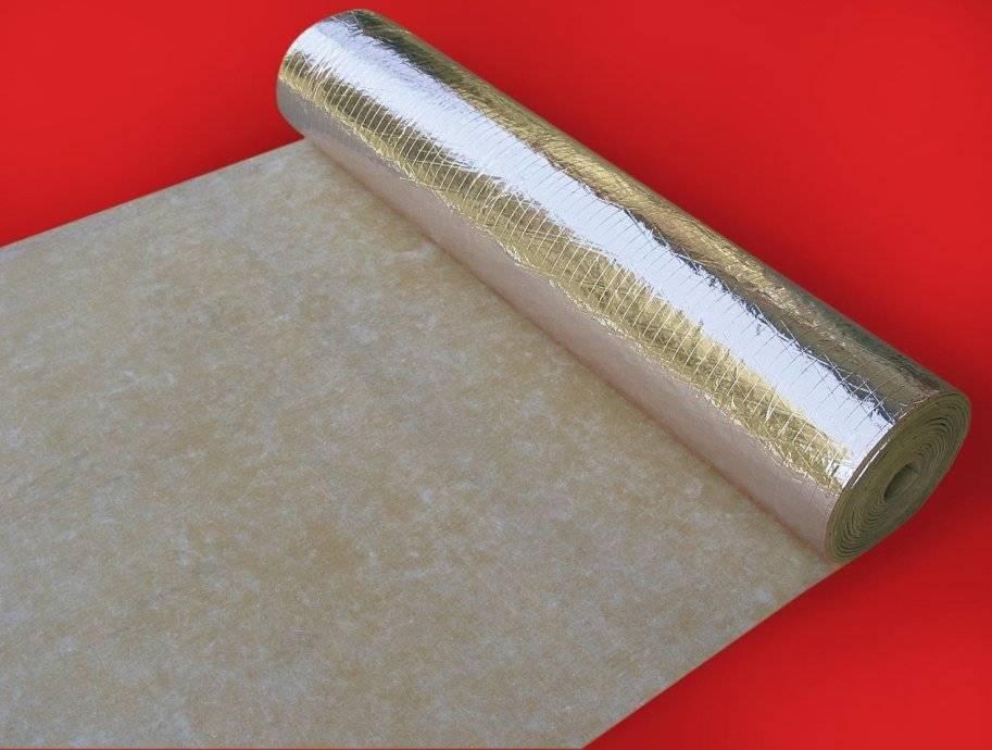 rubber underlay/foam underlay
