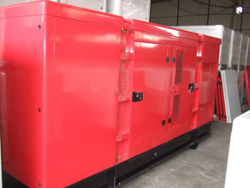 438KVA diesel generator set