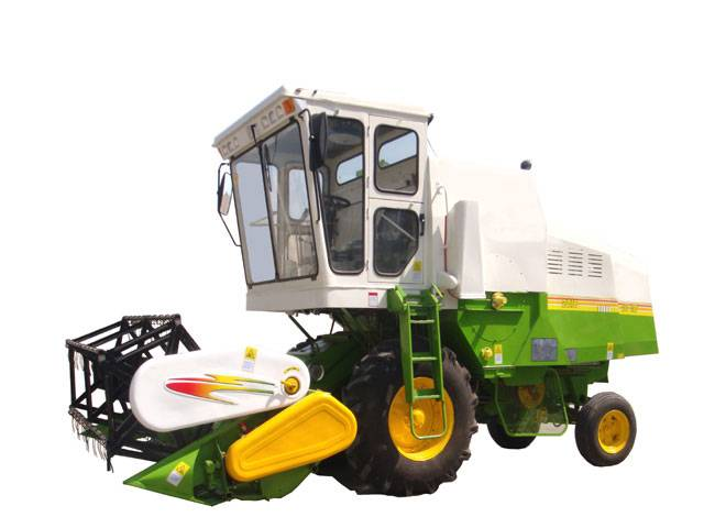 4LZ-2 2058 wheat /rice combine harveater