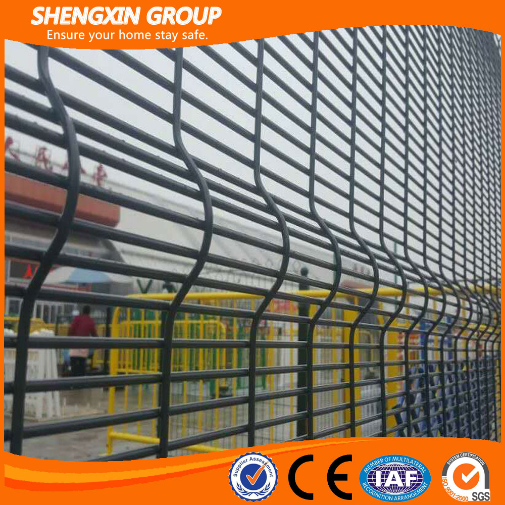 Shengxin direct 358 high security anti climb fence/no climb fencing