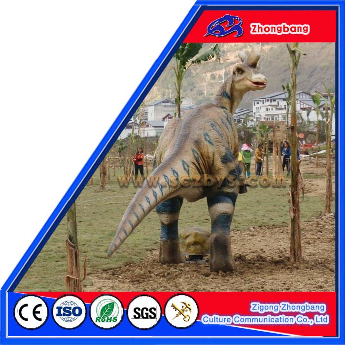 Professional Animatronic Dinosaur Display Dino