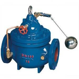 Remote Control Float Valve