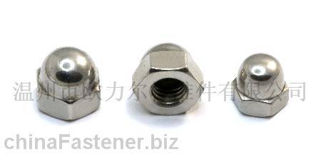 Hexagon Domed Cap Nuts-DIN1587 - Wenzhou Oulier Fasteners Co