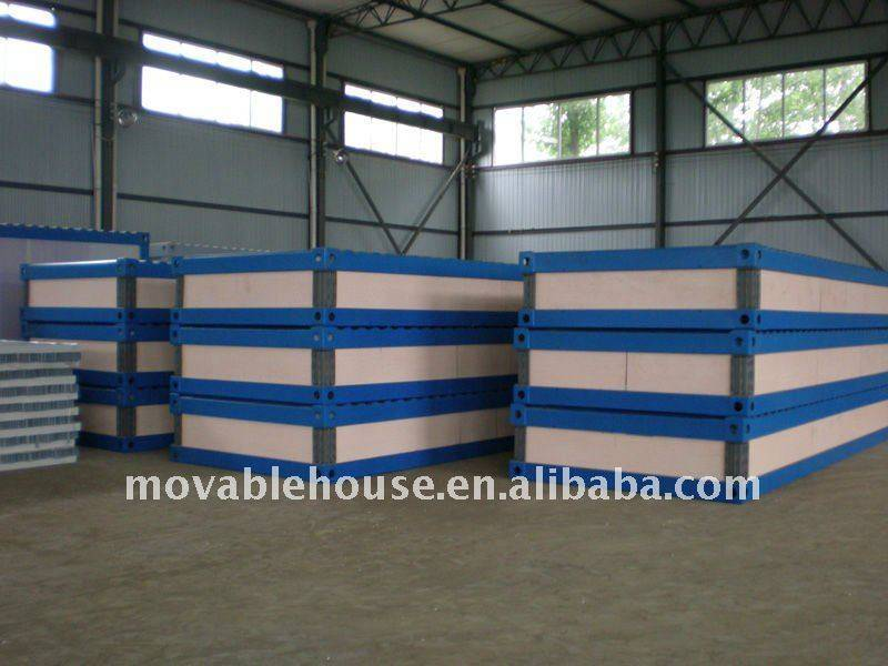 Colored Steel Prefabricated Roof Panel