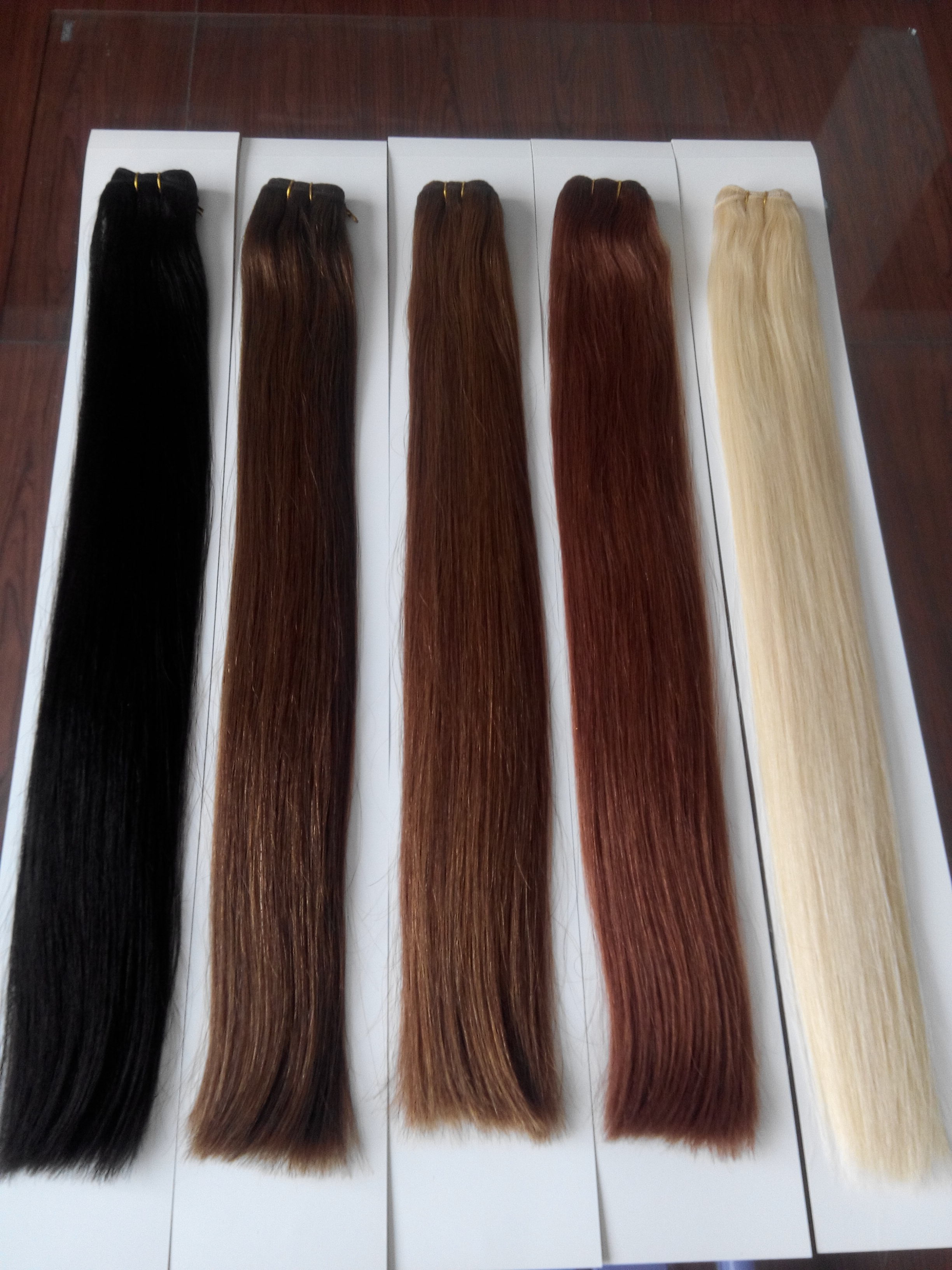 Best Quality Remy Human Hair Weaving Virgin Human Hair Weft