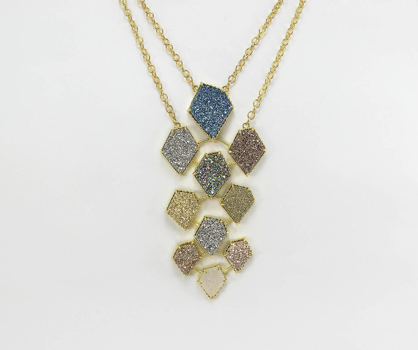 Meteorite Pendant Jewelry