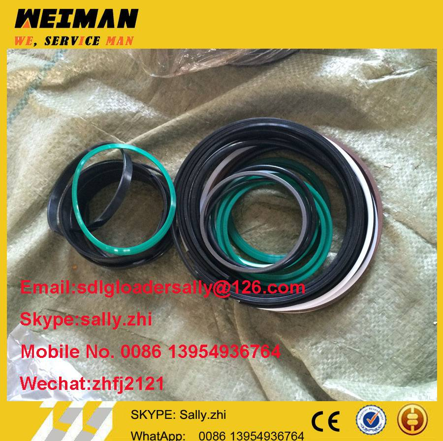 SDLG orginal sealing kit, 4120002263401 with black colour for SDLG wheel loader LG956L