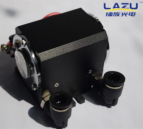Yag laser pump module