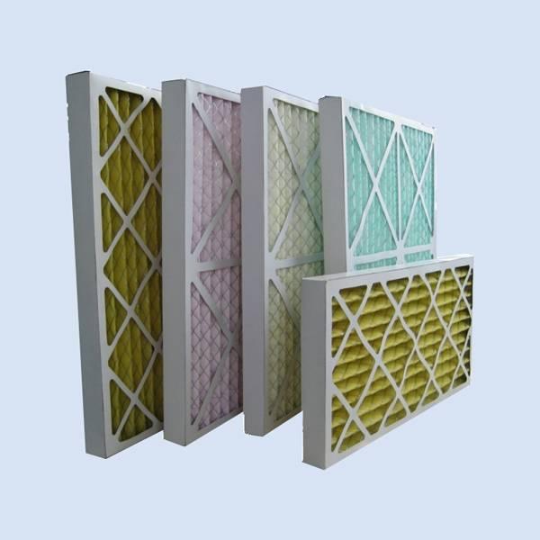Primary Efficiency Pleated Air Filters