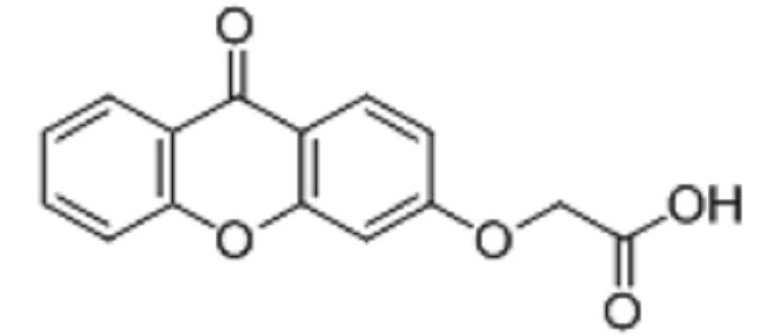 2-((9-Oxo-9H-xanthen-3-yl)oxy)acetic acid