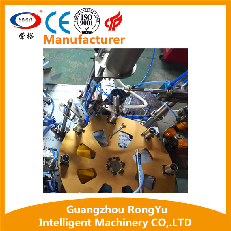 Automatic led light assembling line unit business manufacture