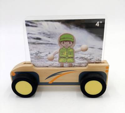 Photo frame-jeep