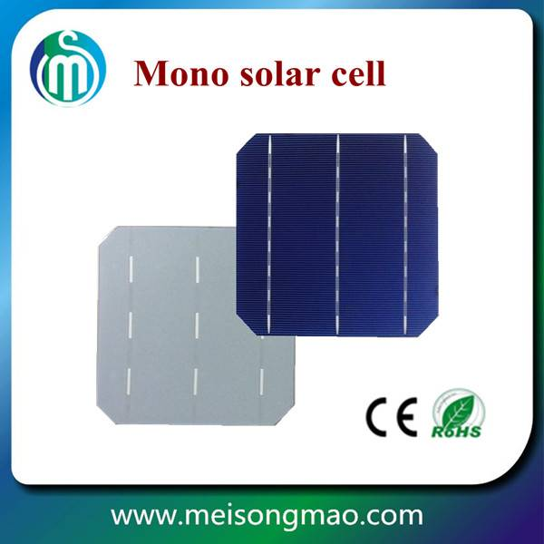 Monocrystalline silicon solar cell price, high efficiency cheap solar cells for sale