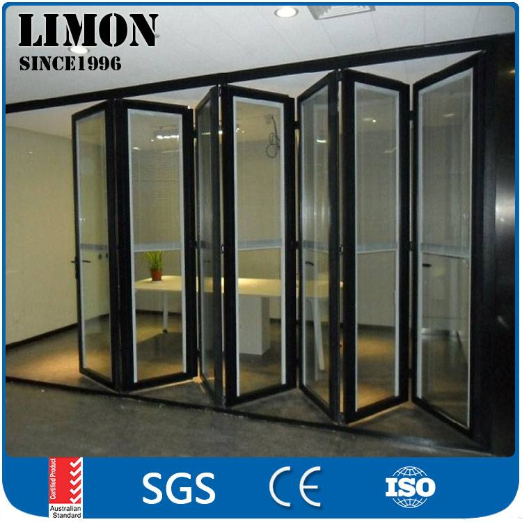 2016 designs aluminium cheap interior folding doors for sale