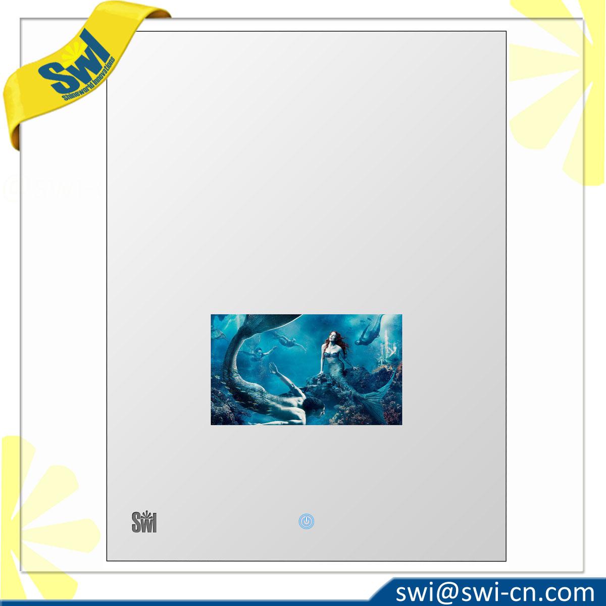Customized Vanishing Waterproof Bathroom TV
