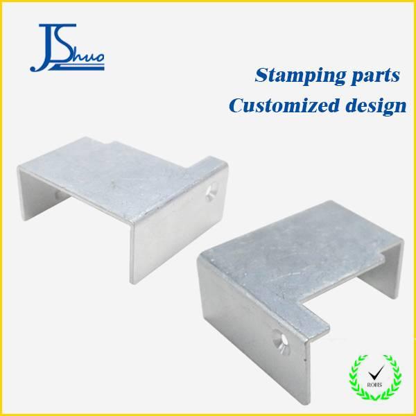 Sheet steel stamping die sets