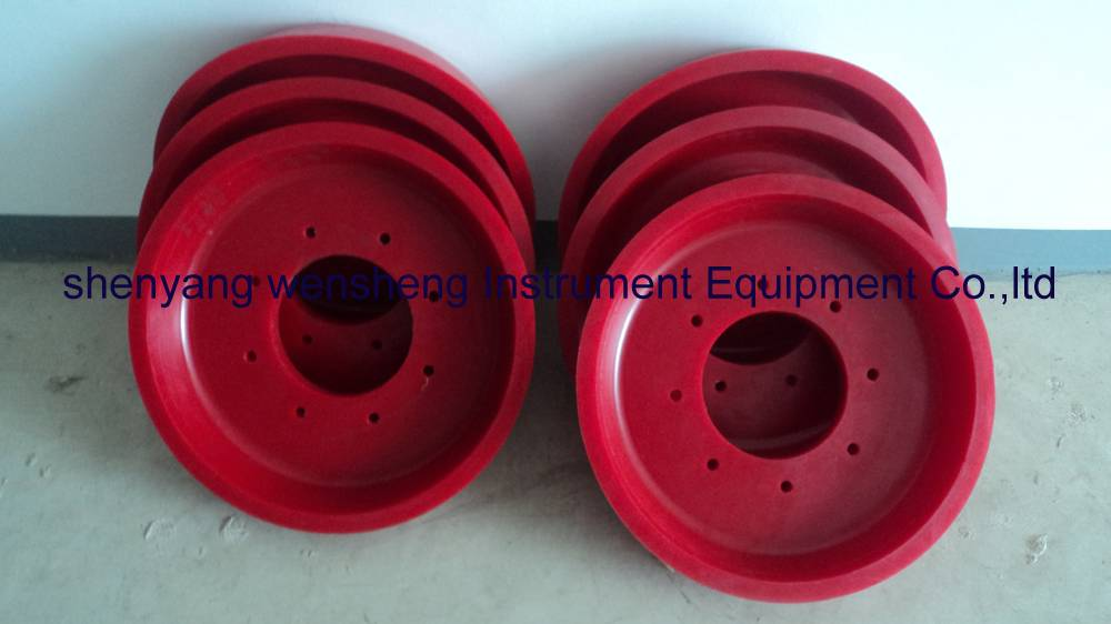 pipeline cleaning Polyurethane Cup
