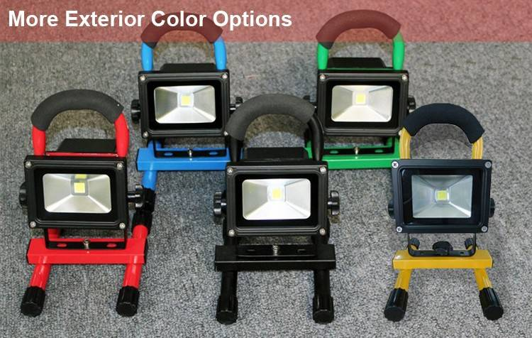 2013 New product !!! led rechargeable flood lights 50w ce SAA camping emergency rescue IP65