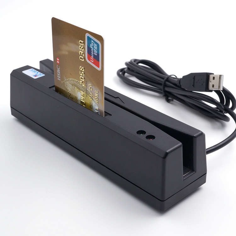 ZCS160 4 in 1 Magnetic Card Reader + EMV / IC Chip / RFID / PSAM Reader & Writer