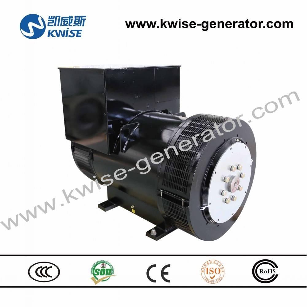high performance brushless generator