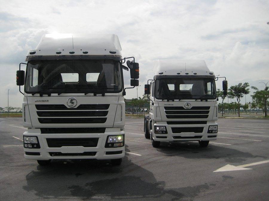 Shacman Tractor Truck,New Model,Cummins Engine