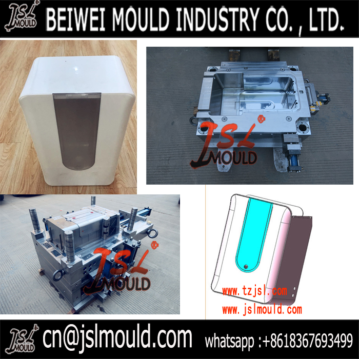 Plastic water purifier mould