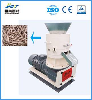 ce small biomass fuel pellet press with high quality