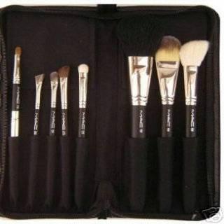8pc MAC brushes