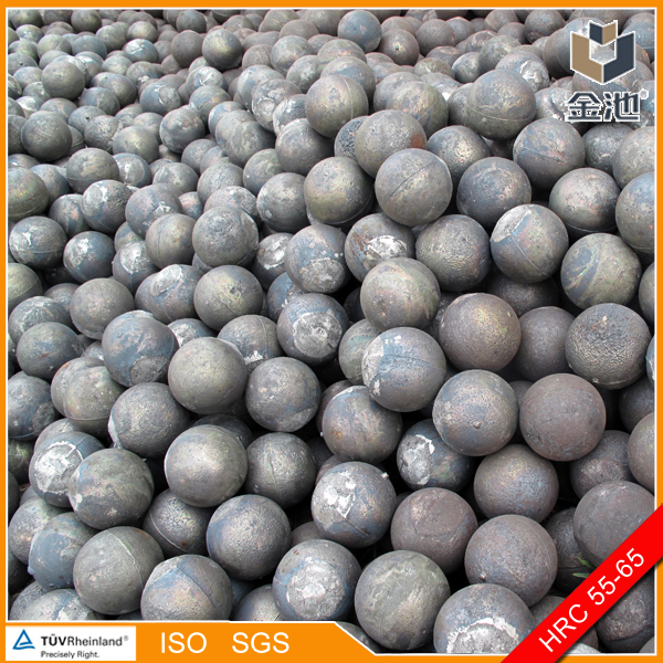Low wear loss Middle chrome cast grinding balls