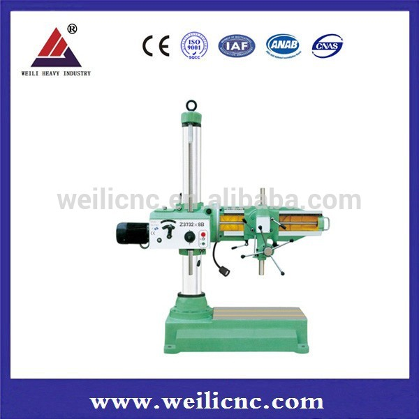high quality factory prices Universal Radial Drilling Machine Z3732