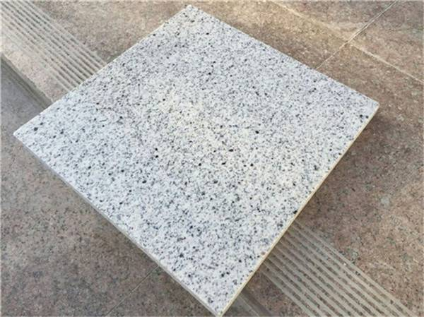 wihite granite tiles & slab from Laizhou China