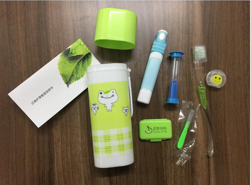 Ortho Hygiene Kit--Ortho Toothbrush