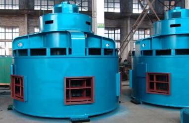 High Efficiency Vertical Type Generator/Generator for Hydroelectric Power Plant