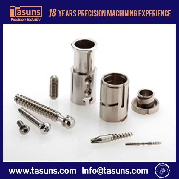 custom medical parts machining