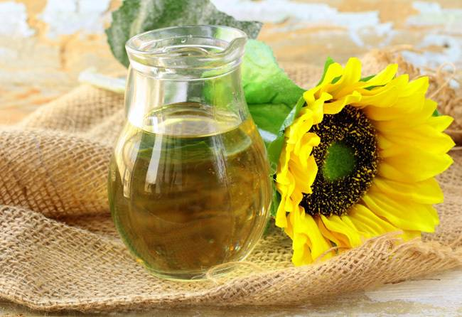 Vegetable oils from Russia