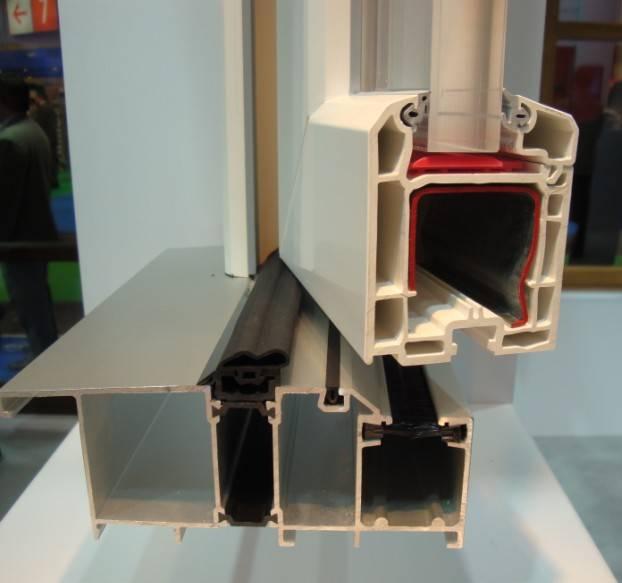 Aluminum Window Rubber Seal Gaskets