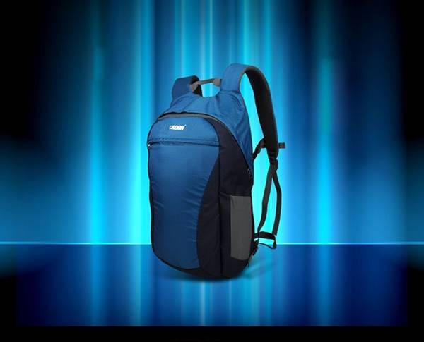China Nylon Material Anti-theft Sports Camera Bag Backpack